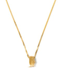 "Four Two Four 18K Gold 30"" Cuban Africa Pendant Necklace Picutre"