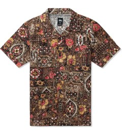 Stussy Brown Indo Shirt Picutre