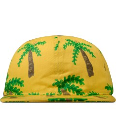 10.Deep Yellow Locals Only 6-Panel Cap Picutre