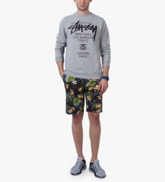 Stussy Black Paradise 8.5 Trunk Model Picutre