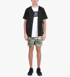 Stampd Leopard Trunks Model Picutre