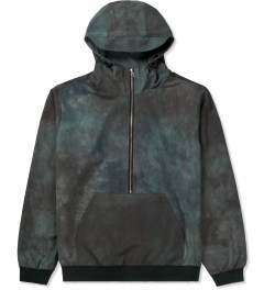Uppercut Mel Green Technical Zip Pouch Hoodie Jacket Picutre
