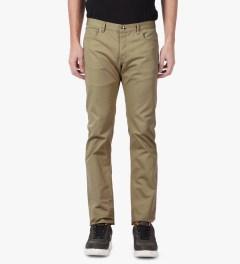 A.P.C. Beige Petit Standard Jeans Model Picutre