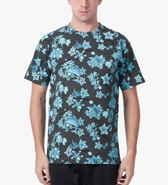 Odd Future Charcoal Jasper Maui Wowie T-Shirt Model Picutre