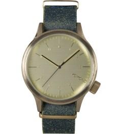 KOMONO Vintage Blue Magnus Watch Picutre