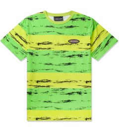 The Hundreds Pop Green Marble T-Shirt Picutre