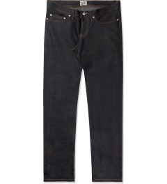 Naked & Famous Deep Indigo WeirdGuy Selvedge Jeans Picutre