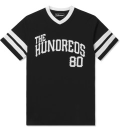 The Hundreds Black Penn T-Shirt Picutre