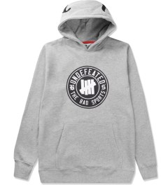 Undefeated Heather Grey BS Hoodie Picutre