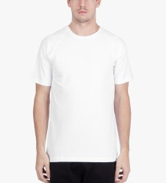 Publish White Orion T-Shirt Model Picutre