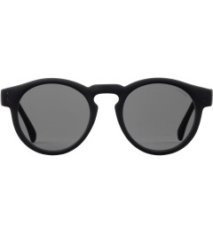KOMONO BLACK RUBBER CARL ZEISS CLEMENT SUNGLASSES Picutre
