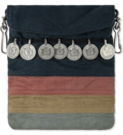 JohnUNDERCOVER Multi Navajo-inspired Bag Picutre