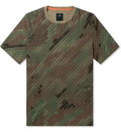 maharishi Camo Camouflage Slouch T-Shirt Picutre