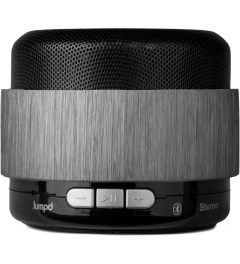 Jumpd Grey Jumpd e-Wave™ Bluetooth Wireless Portable Speaker Picutre