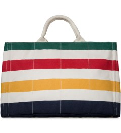 Hudson's Bay Company Multistripe City Tote Bag Picutre