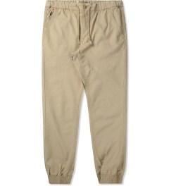Staple Khaki Walton Cuff Pants Picutre
