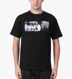 Acapulco Gold Black Frank Lopez T-Shirt Model Picutre