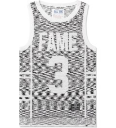 Hall of Fame Black Hoya Basketball Jersey Picutre