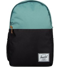 Herschel Supply Co. Black/Seafoam Jasper Backpack Picutre