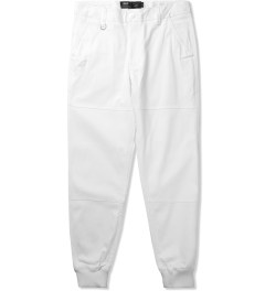 Publish White Legacy Jogger Pants Picutre