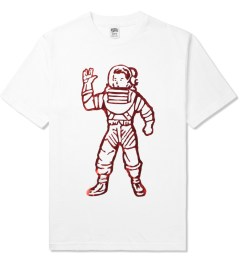 Billionaire Boys Club White S/S Full Astronaut T-Shirt Picutre