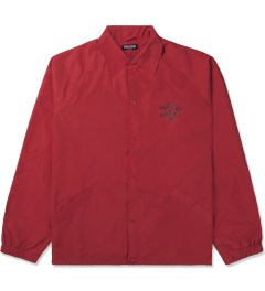 ICECREAM Chinese Red Cone Bar Coach Jacket Picutre
