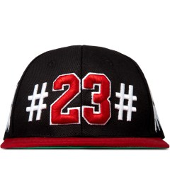 BEENTRILL Black Mike Will 23 Snapback Cap Picutre