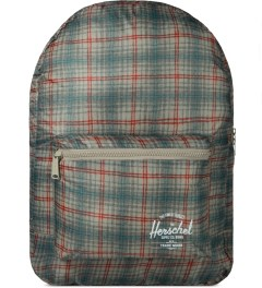 Herschel Supply Co. Grey Plaid Packable Daypack Picutre