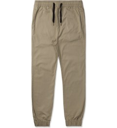 ZANEROBE Tan Dropshot Pants Picutre