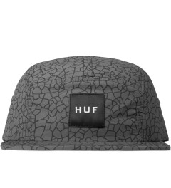 HUF Grey Quake Volley 5-Panel Cap Picutre