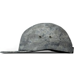 Jiberish Grey Cement 5 Panel Cap Model Picutre