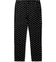 Lazy Oaf Black Lazy Oaf Polka Pants Picutre