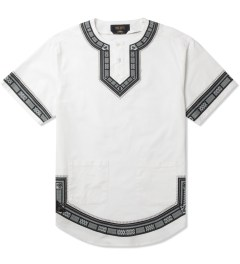 10.Deep White DVSN Dashiki Shirt Picutre