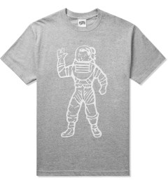 Billionaire Boys Club Heather Grey S/S Full Astronaut T-Shirt Picutre