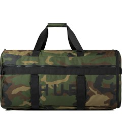HUF Woodland Camo Travel Duffle Bag Picutre