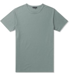Surface to Air Silver Blue Recycled Fibre T-Shirt Picutre