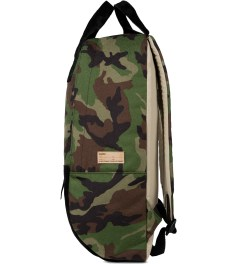 Buddy Camo Jungle Ear Long Backpack Model Picutre