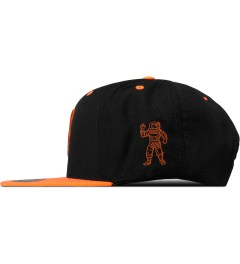 Billionaire Boys Club Black ML Snapback Cap Model Picutre