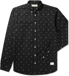 Libertine-Libertine Black/White Hunter Shirt Picutre
