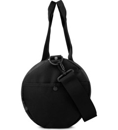 Stussy Dark Grey  World Tour Small Duffle Bag Model Picutre