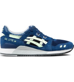 ASICS Estate Blue Asics Gel Lyte III Sneakers Picutre