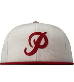 Primitive Heather/Red Classic P Snapback Picutre