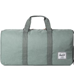 Herschel Supply Co. Army Crosshatch Novel Duffle Bag Picutre
