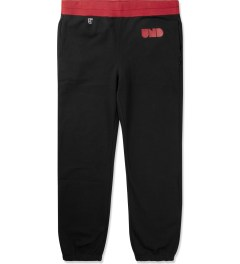 Undefeated Black Capitol Sweatpants Picutre