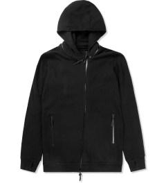 11 By Boris Bidjan Saberi Black Z-1 F-1201 EMI Pullover Jacket Picutre