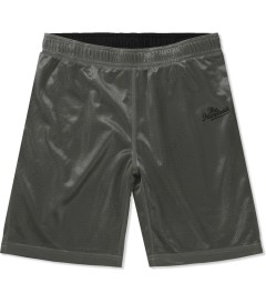 The Hundreds Black/Charcoal Allsport Basketball Short Picutre