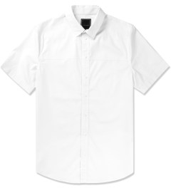 i love ugly. White Simple S/S Shirt Picutre