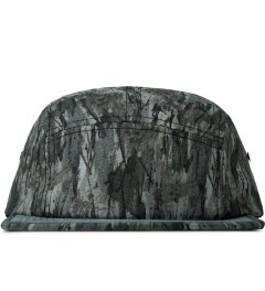 Jiberish Green Woodsman 5 Panel Cap Picutre