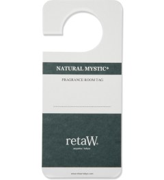 retaW Natural Mystic Fragrance Room Tag Picutre