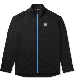 Undefeated Black Technical Full Zip Jacket Picutre